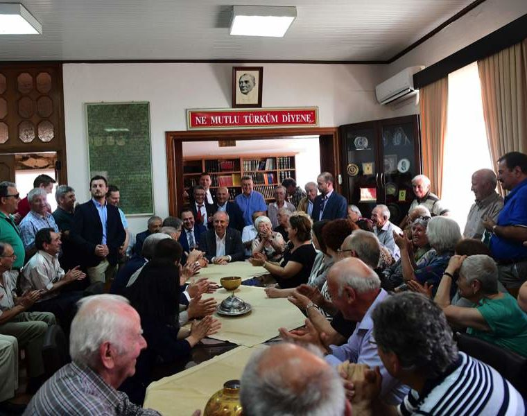 Turkish opposition Presidential candidate visits Thrace 28