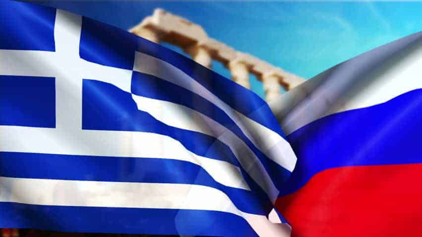 Greece and Russia