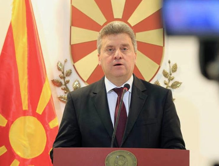 "FYROM's President decides not to sign bill for ratification of ""North Macedonia"" deal 14"