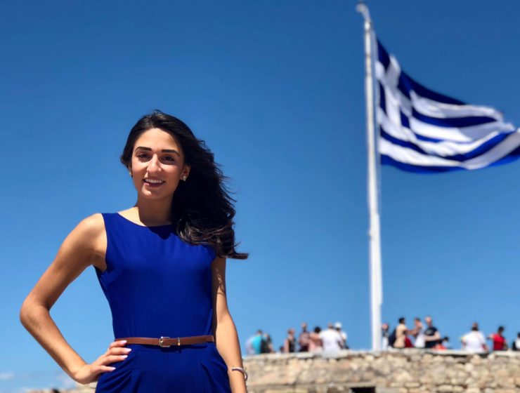 Arianna Christou shares her Pride and Passion for Greece 10