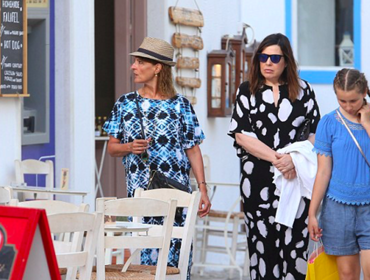 Celebrities flock to Antiparos for a Greek summer holiday 35
