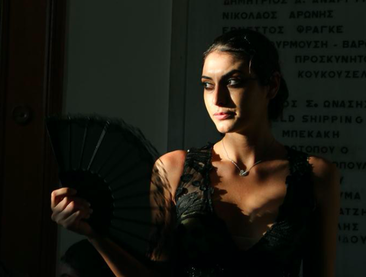 Renowned Greek designer presents 'Passion of Fashion' in Athens 70