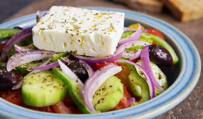 Why Greek Salad is ever so good for you 1