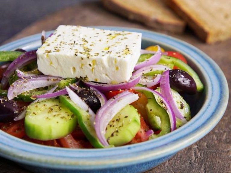 Why Greek Salad is ever so good for you