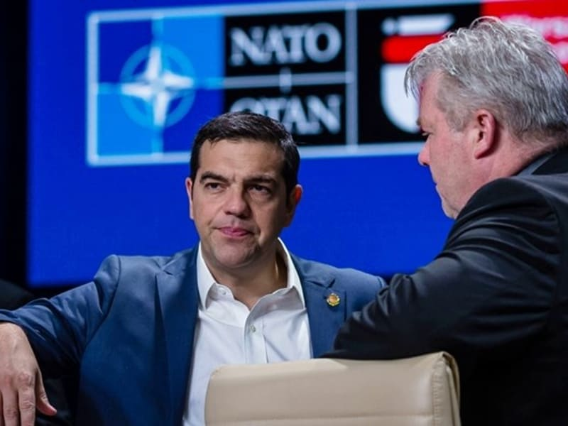 Greek PM takes a swipe at NATO over Greek soldier's captivity 7
