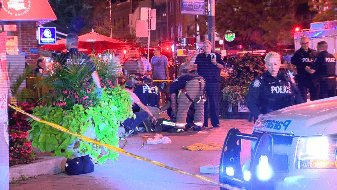 Durham residents 'shocked' by Danforth shooting in Toronto's Greektown