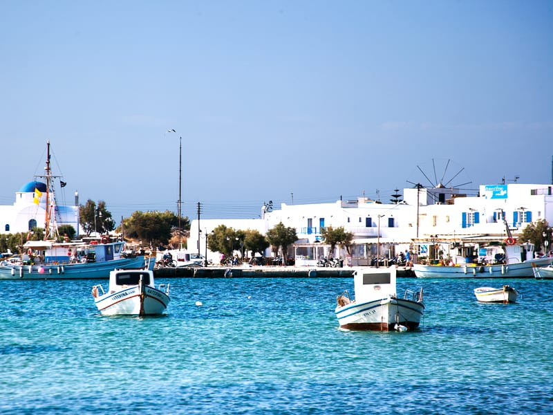 Be blown away by Antiparos' rare beauty 13