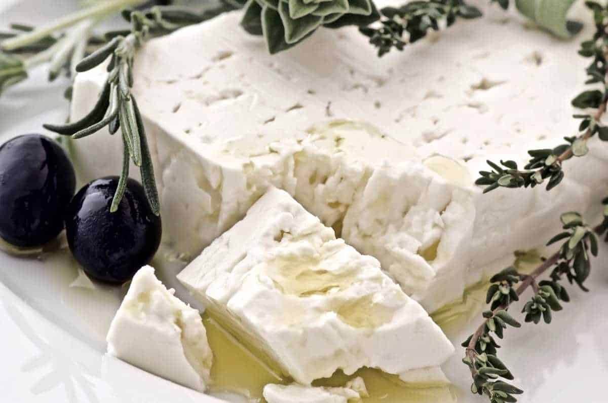 is feta good for dieting
