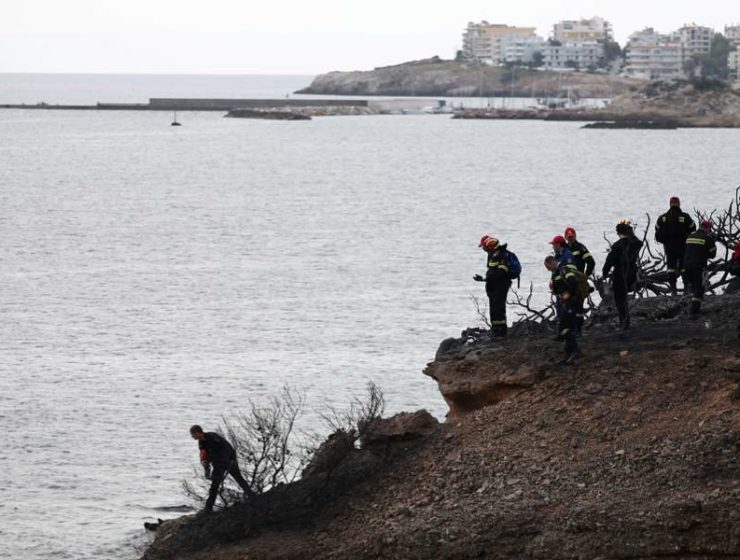 Two bodies found floating off Athens' southern coast 16