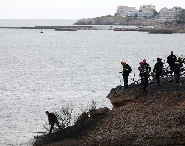 Two bodies found floating off Athens' southern coast 18