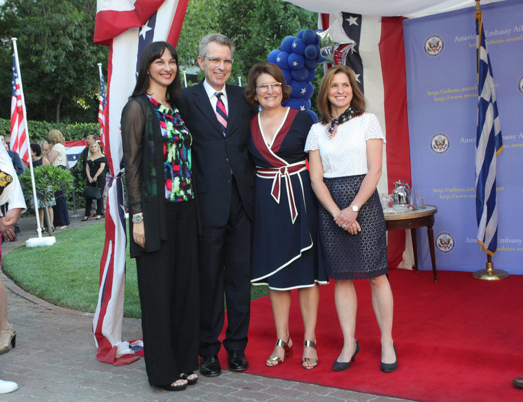 US Ambassador to Greece hosts 4th of July celebrations in Athens 12