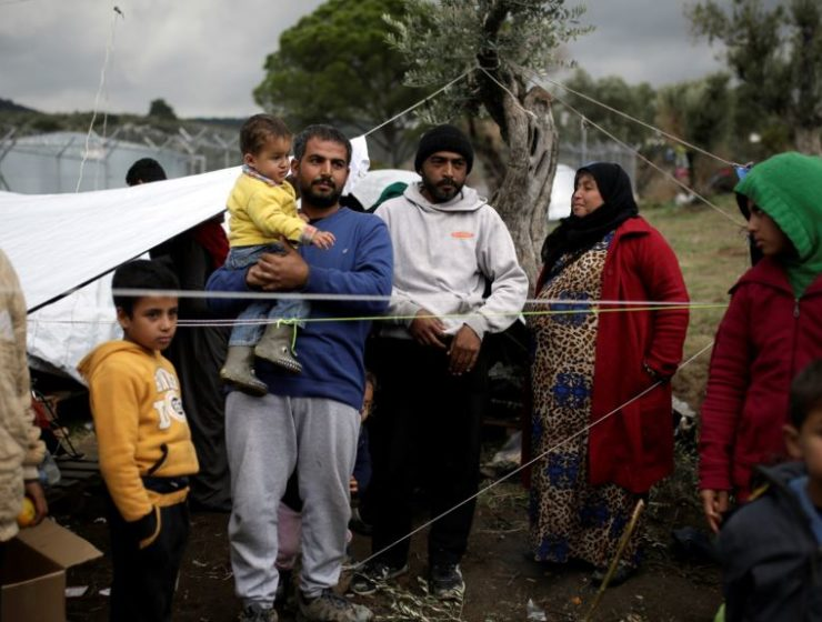 New request for migrants to be moved from Aegean islands 6