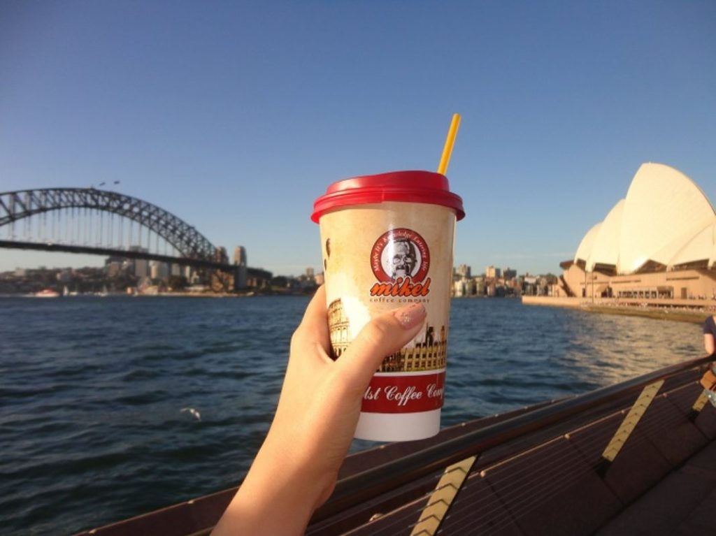 Greek coffee chain Mikel to open first store in Sydney on Saturday 2