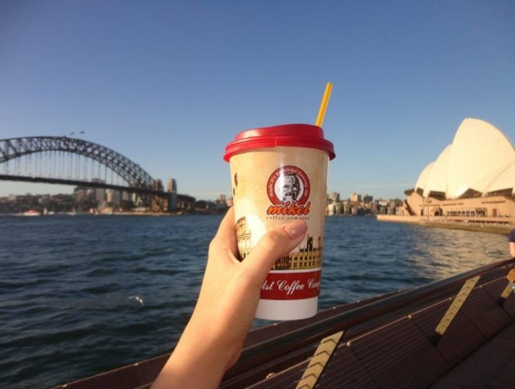 Greek coffee chain Mikel to open first store in Sydney on Saturday 24