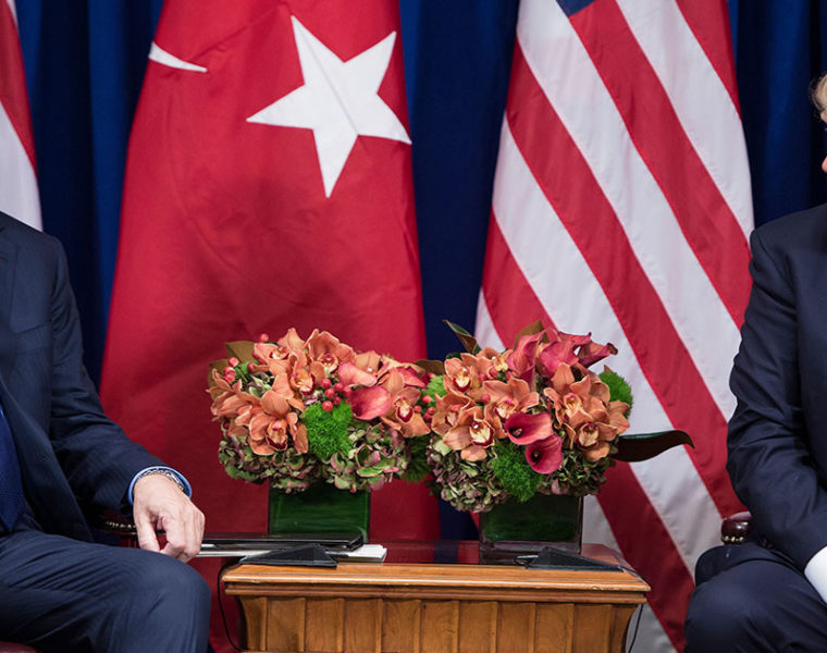 Trump signs defence bill preventing weapons sales to Turkey 9