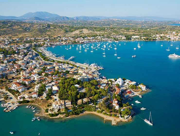 Why the wealthy head to Porto Heli every Summer 11