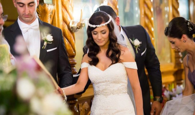 Story of Stefania: Personalised Orthodox Wedding Crowns Handmade by Maria 8