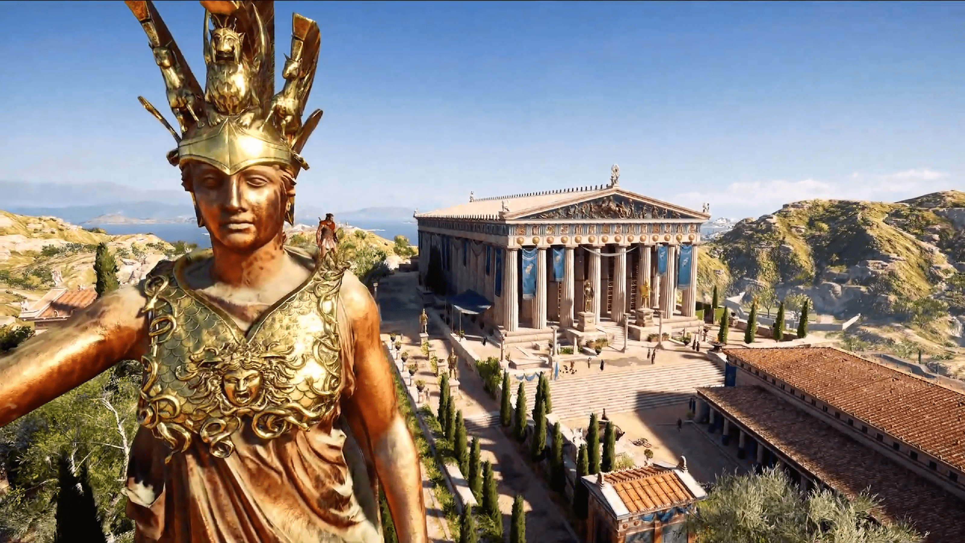 Assasin S Creed Odyssey Creates Best Game With Rendition Of Ancient Greece Video Greek City Times