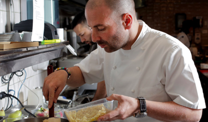 Enjoying George Calombaris' Greek dishes at a new height 3