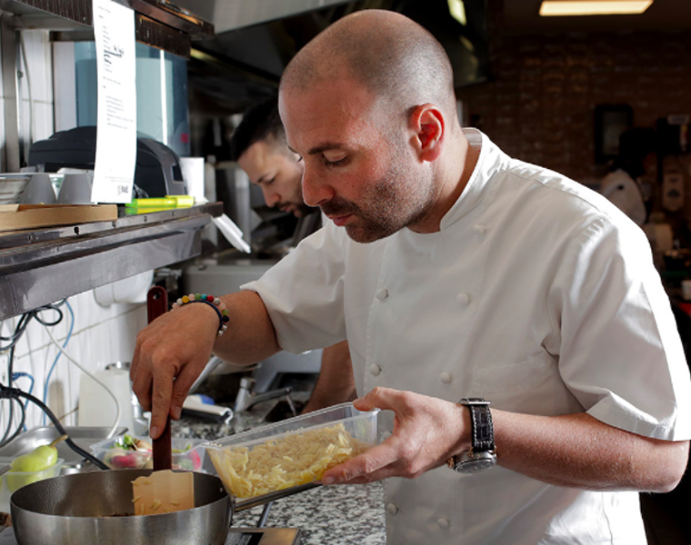 Enjoying George Calombaris' Greek dishes at a new height 6