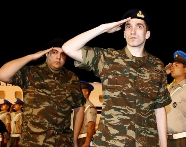 Greek soldiers release was simple act of justice says President Pavlopoulos 17
