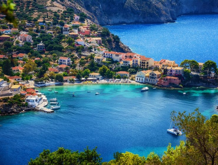 Ionian Islands hit record numbers this Season 28