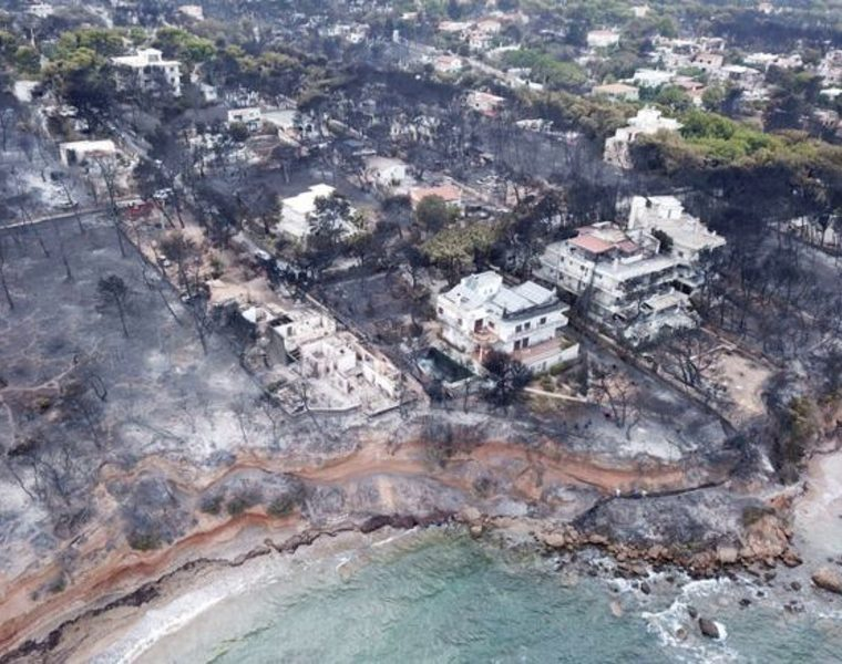 Greek government to stamp out illegal construction 28