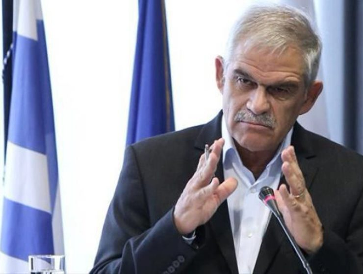 Minister Nikos Toskas Resigns in Fire Aftermath 5