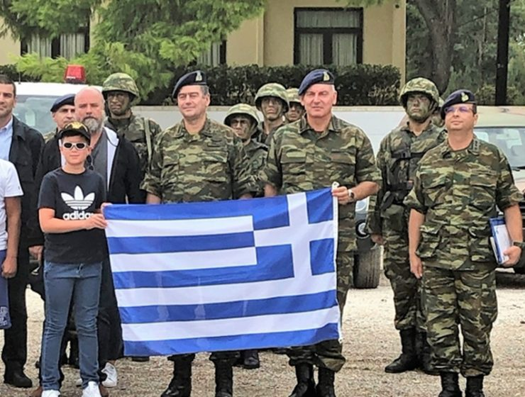 Stavros Niarchos Foundation donates 6.7 million euros to Hellenic Armed Forces 3