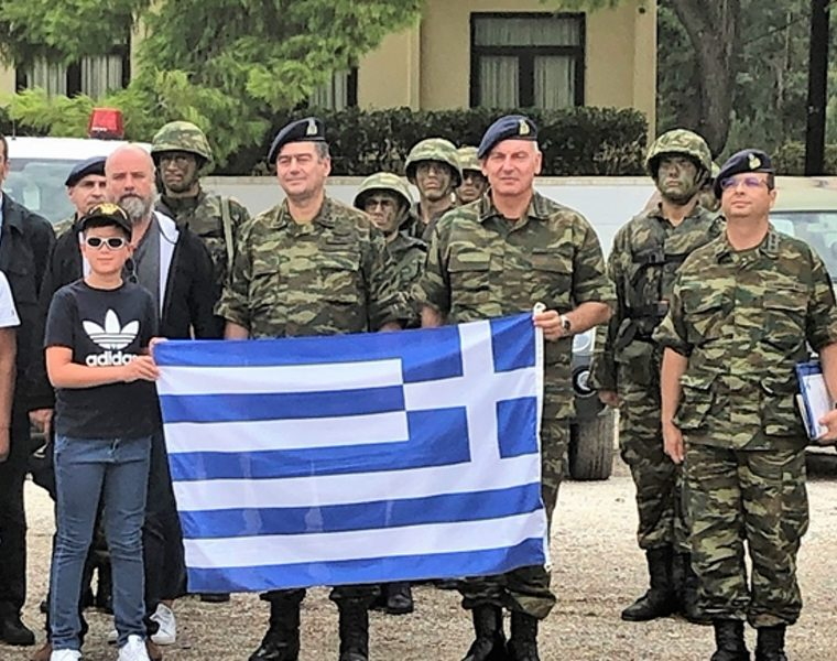 Stavros Niarchos Foundation donates 6.7 million euros to Hellenic Armed Forces 12