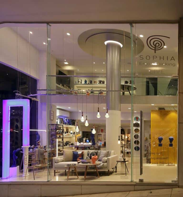 Athens concept store