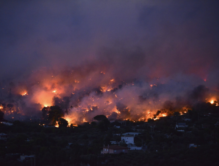 Australia to assist Greece with fire recovery 21