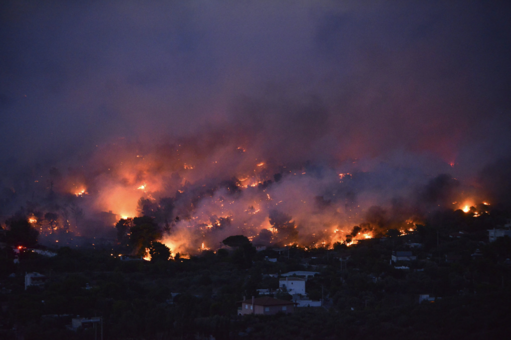 Australia to assist Greece with fire recovery 2