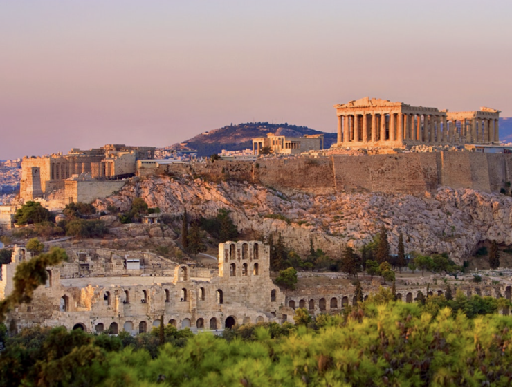 Athens among the 12 finalist European cities for the iCapital award 12