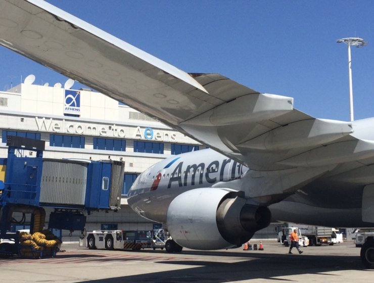 American Airlines adds new direct flight from Chicago to Athens 7