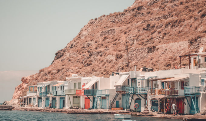Exploring the magical Cycladic island of Milos