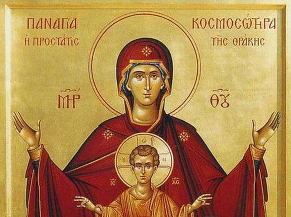 Month of August, dedicated to Panagia 2