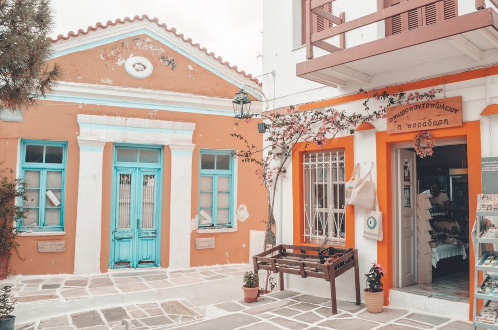 Making the Most of Your Time in Pretty Paros 2