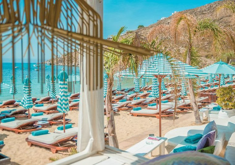 Nammos beach bar expands to Dubai 8