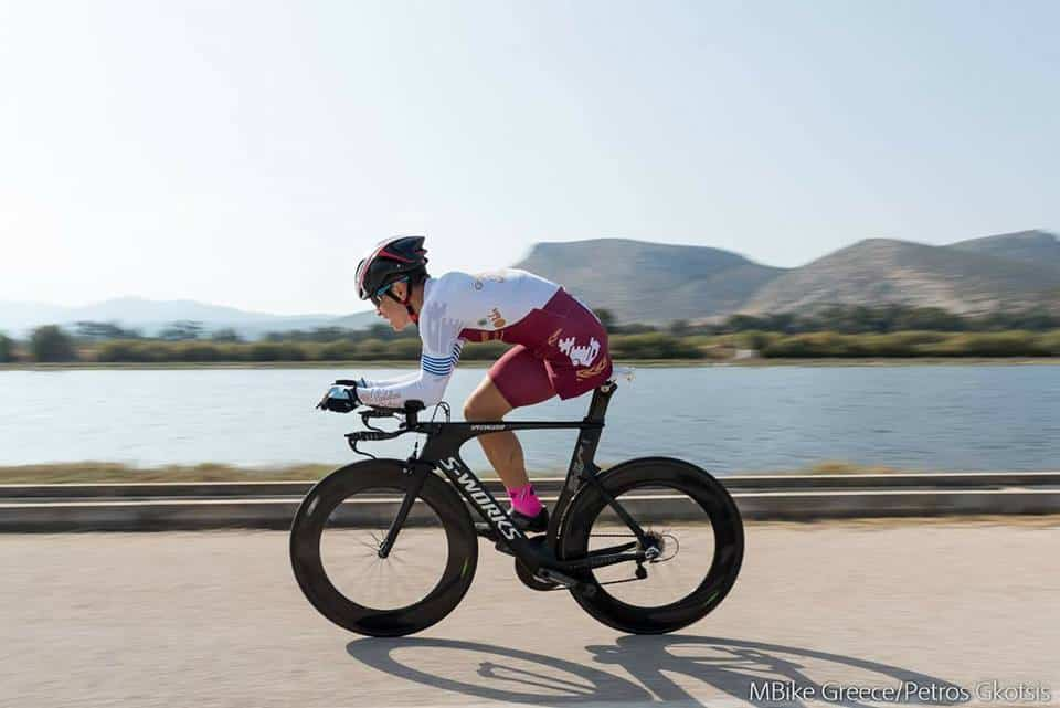 Anonymous man buys Paralympic champion new bike after his special bicycle was stolen 2