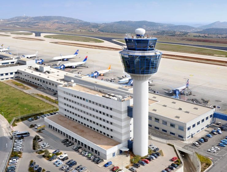 Athens International Airport undergoing expansion to keep up with high demand 27
