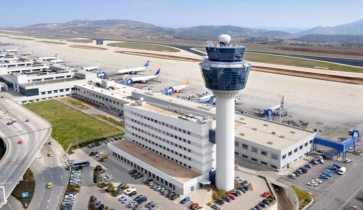 Athens International Airport undergoing expansion to keep up with high demand 2