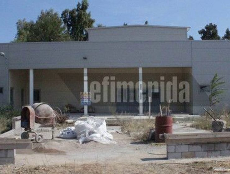 Athens' first Islamic Mosque in final stages of construction 9