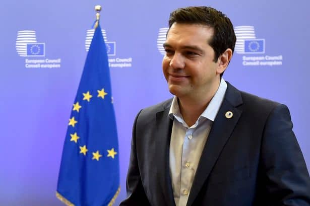 Greek PM wants an EU solution to immigration problem 11