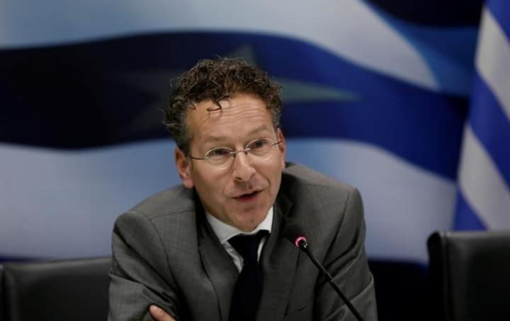Dijsselbloem admits rescue programmes for Greece were too long and too harsh 7
