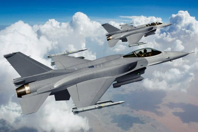 Lockheed Martin to upgrade Greek F-16 fighter jets 5