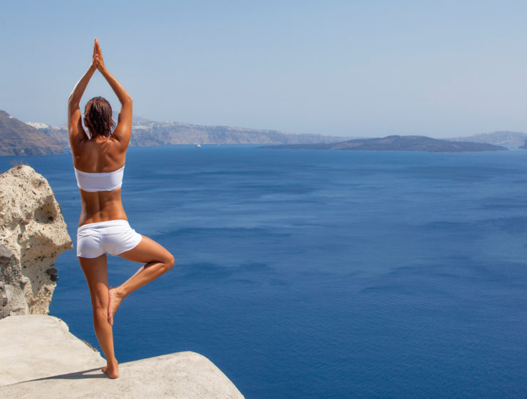 Greek Bliss On Your Yoga Mat 15