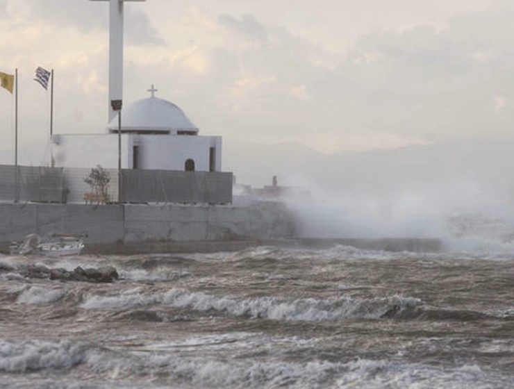 Cyclone Zorbas expected to hit Greece today 68