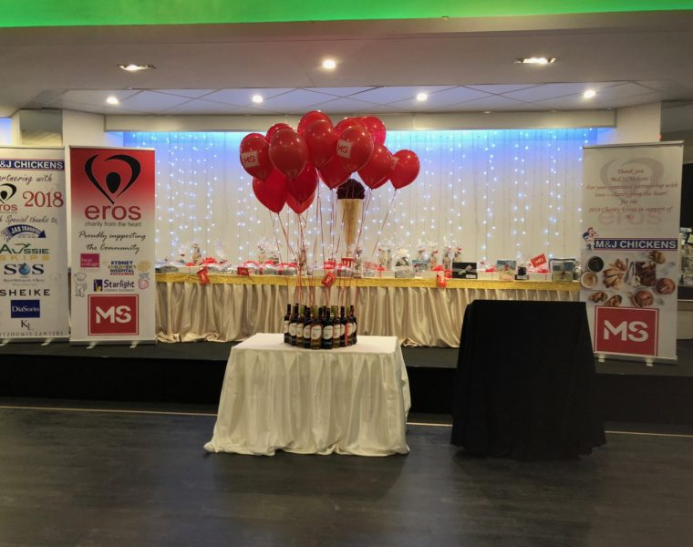 'Eros- Charity from the Heart' 5th Annual Fundraising Night 11