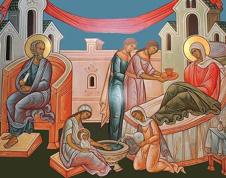 Feast of the Nativity of the Theotokos 30